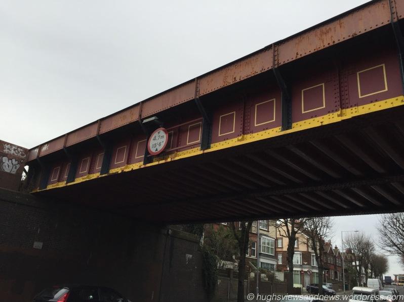 Marsala Railway Bridge - Hove