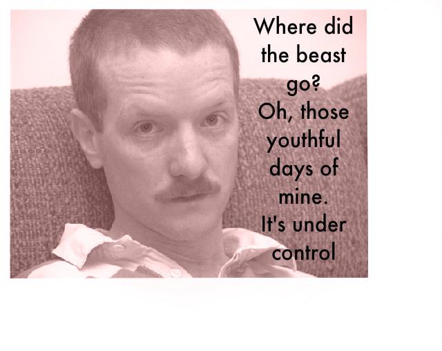 Beast and Day haiku for Donovan's weekly haiku challenge