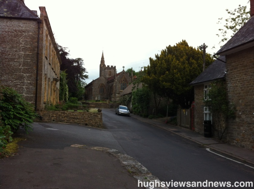 Murder At The Vicarage - Miss Marple