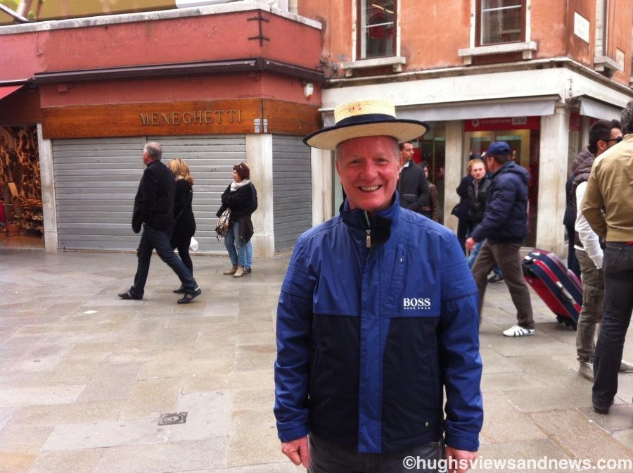 Hugh's Weekly Photo Challenge: Week 24 - Hats
