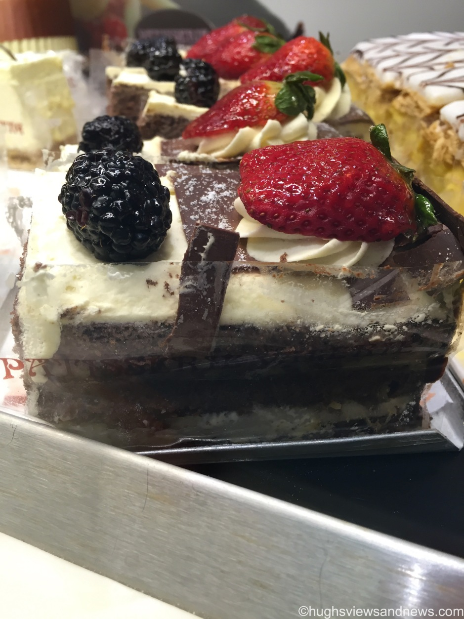 A nice looking cake