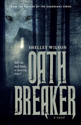 Book Recommendation Of The Month - Oath Breaker by Shelley Wilson