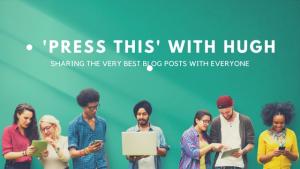 #pressthis #WordPress #blogging