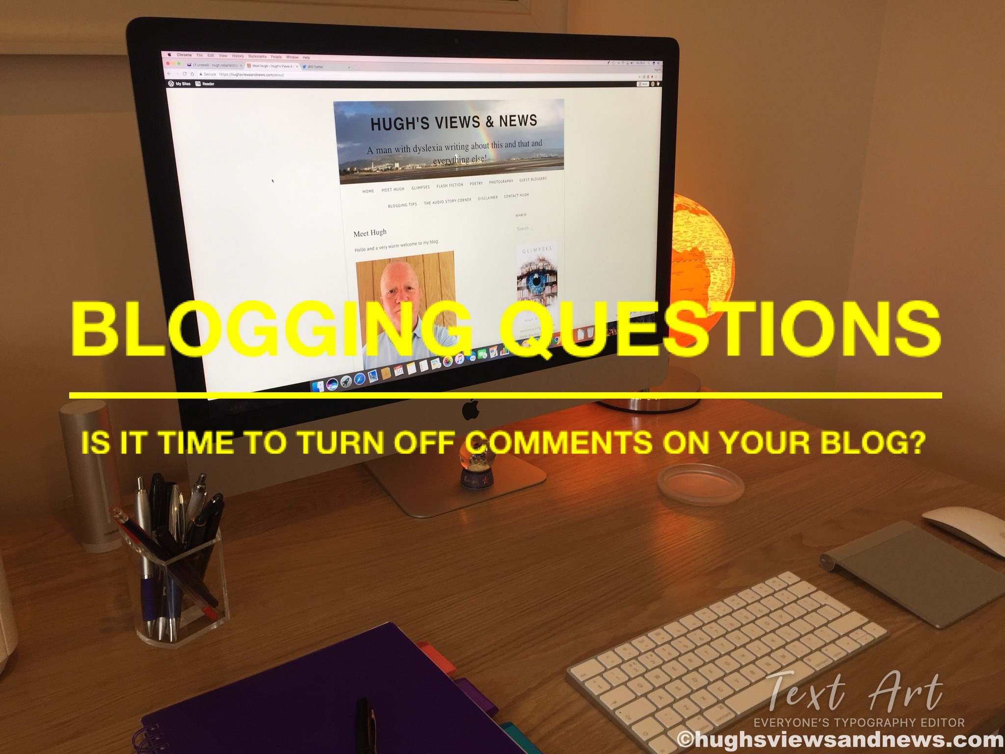 Is it time to turn off comments on your blog?