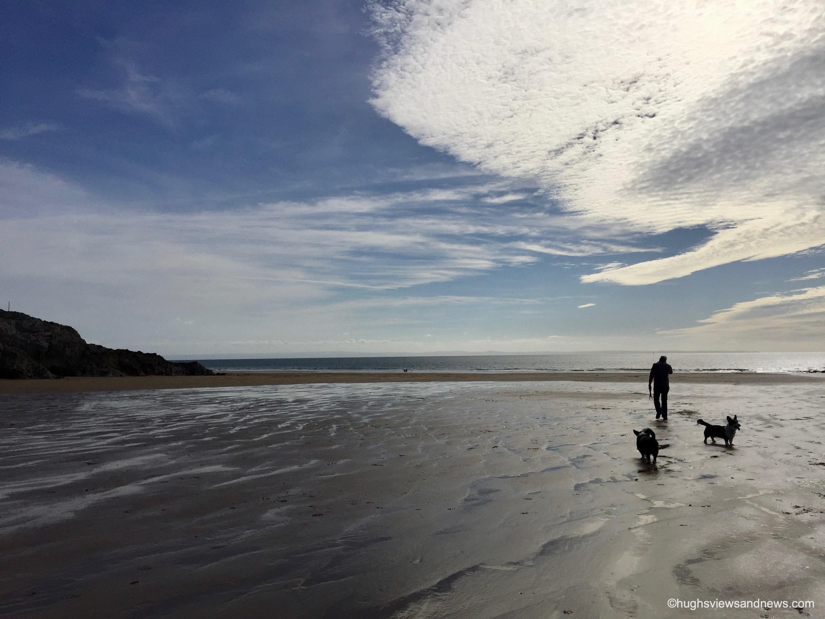 On The Beach #WordlessWednesday