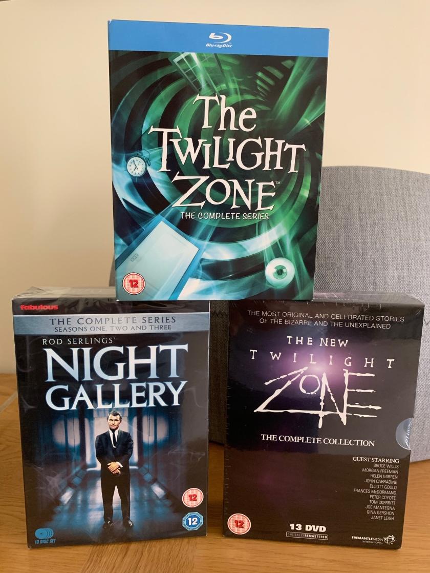 #bingewatching #Rodserling #Twilightzone