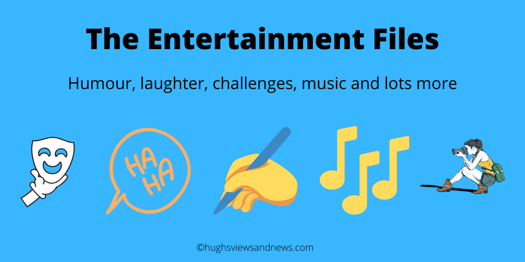 The Entertainment Files – Musical Lockdown