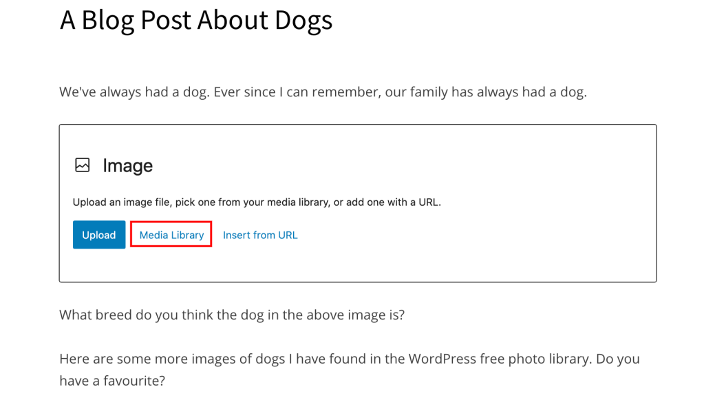 #bloggingtips #blogging #WordPress #images #Howto