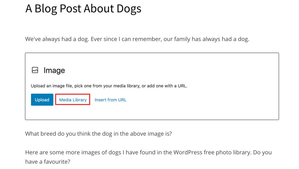 #bloggingtips #blogging #WordPress #images #Howto
