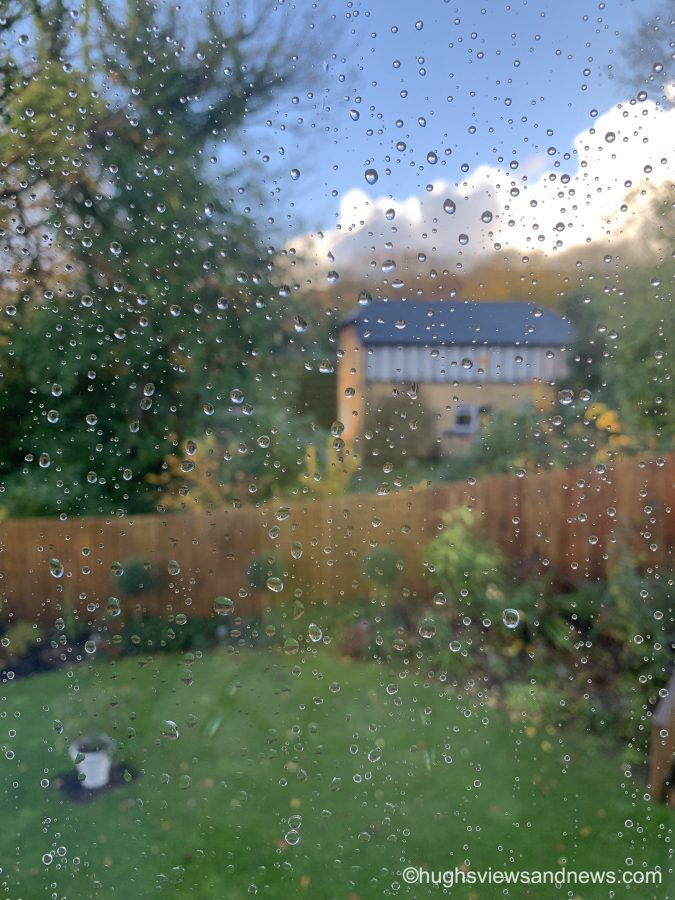 When Is It Going To Stop Raining? #WordlessWednesday #Photography