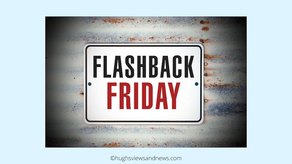 Banner for Flashback Friday blog posts